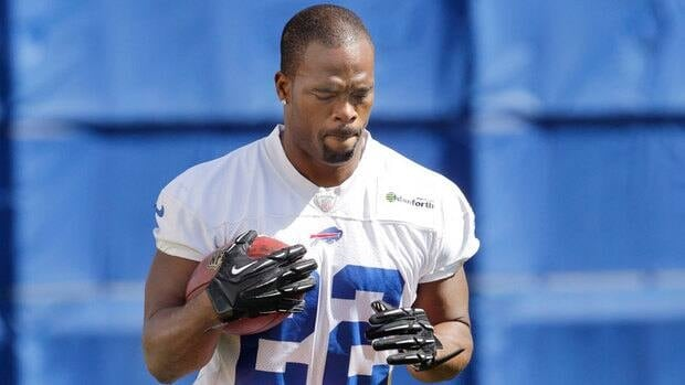 Buffalo's Fred Jackson practiced for a third straight day ahead of Sunday's home game against New England.