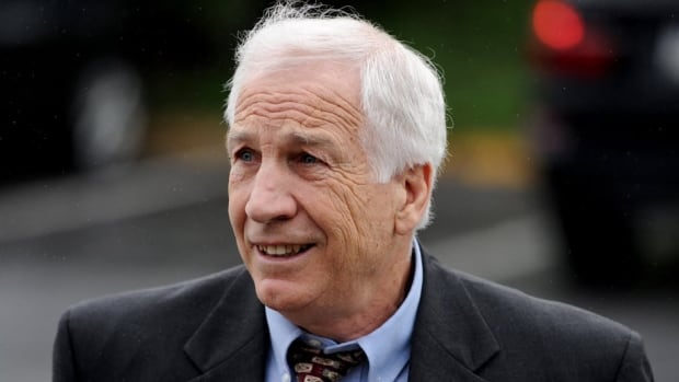 Former Penn State assistant football coach Jerry Sandusky, who is serving a 30-to 60-year prison sentence, has been denied a new trial by an appeals court after being convicted of sexually abusing 10 boys.