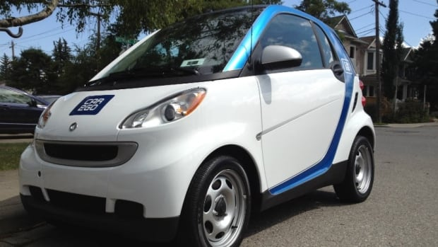 A car share service like Zipcar or Car2Go could soon be operating in Edmonton. The city is set to announce a pilot project with a company that hasn't yet been publicly revealed.