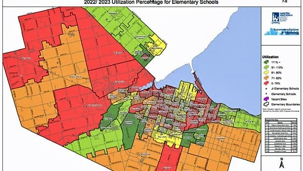 Axe could fall on more Hamilton schools, projections show ...