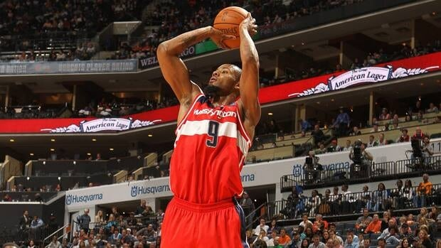 Rashard Lewis averaged 7.8 points in 28 games for the Washington Wizards last season.