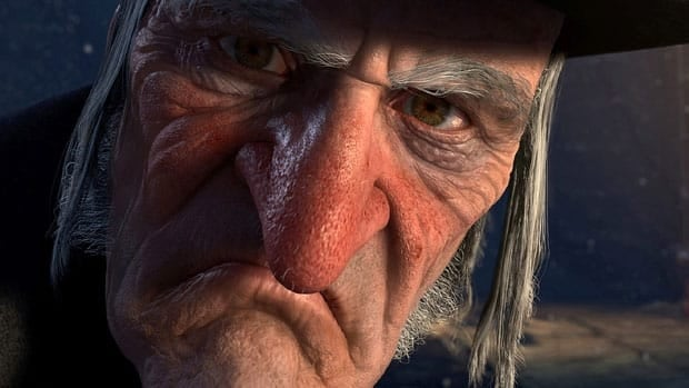 Has Ebenezer Scrooge gotten a raw deal? Some observers think so.