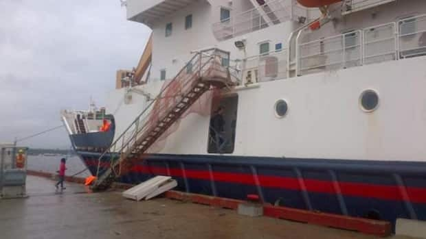 The Northern Ranger is out of service because of mechanical problems.