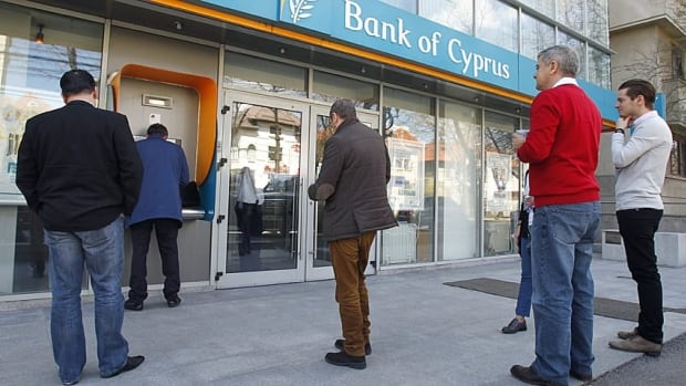 Depositors at the Bank of Cyprus will seen 47.5 per cent of their savings above the insured level of €100,000 vanish under the proposal.