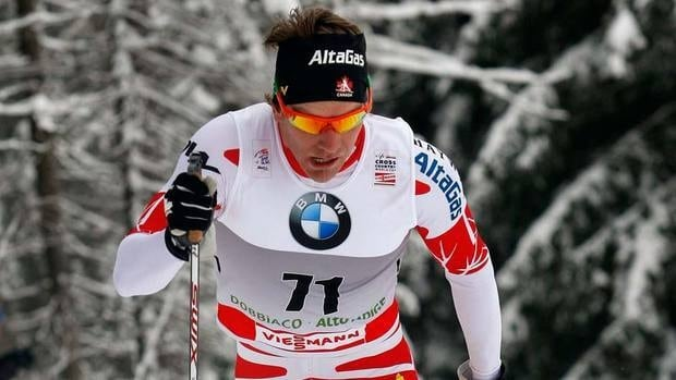 Canada's Devon Kershaw sits fourth in the overall standings.