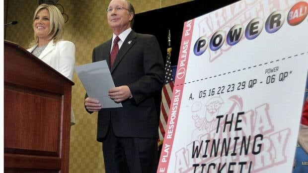 Arizona Lottery officials announced last week that the Arizona Lottery Powerball jackpot winning ticket had been claimed by an unidentified Arizona man. The Associated Press has identified him as Matthew Good, 37.