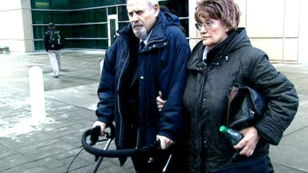 Erica Levin is accused of trying to bribe a juror at her husband's trial.