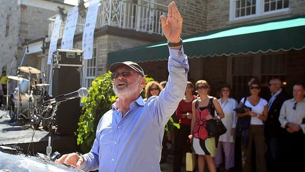 Norman Jewison, seen at the 2009 Canadian Film Centre BBQ, has unveiled a new music residency program for the Toronto training institute he founded.