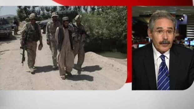 Afghan detainees report