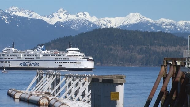 BC Ferries raised fares four per cent April 1