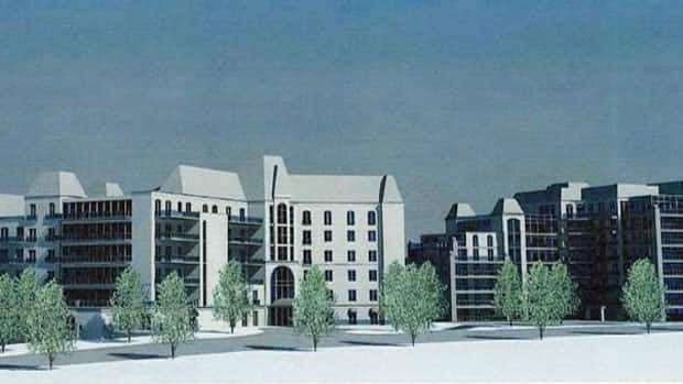 Panaromic Properties' plans for the former General Hospital building now include 210 condominium units.