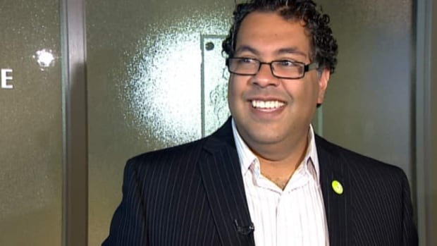 Naheed Nenshi is in London, U.K., on his birthday but that didn't stop Calgarians from turning to Twitter to wish him well.