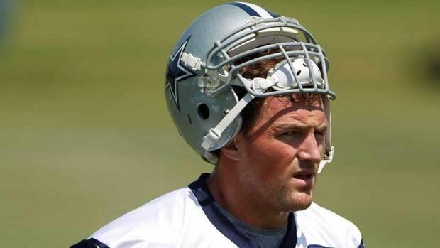 Dallas Cowboys tight end Jason Witten