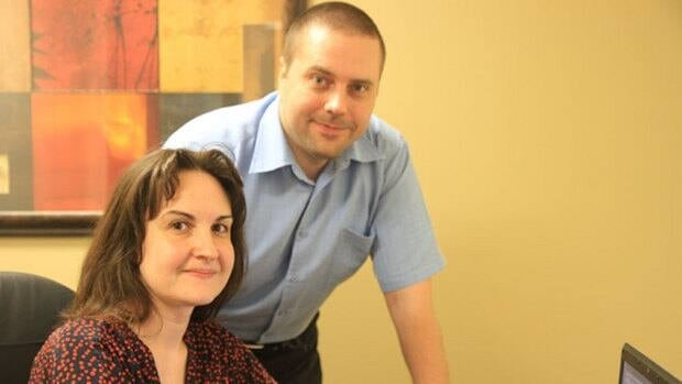 Ruxandra and Alex Bucataru founded Hamilton-based Enthuzr in October 2011.