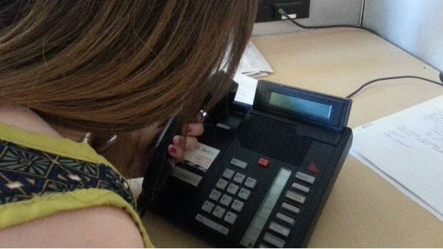A telemarketing scam is targeting supporters of women's and aboriginal groups.