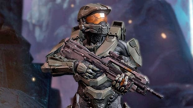 Microsoft estimates gamers have spent more than 3.3 billion hours playing the Halo series online.