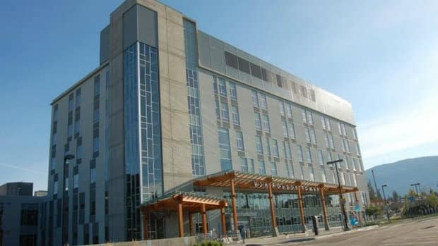 The Polson Special Facility is in Vernon's Jubilee Hospital.
