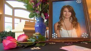 amanda todd tribute honours life of bullied teen british
