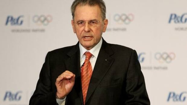IOC president Jacques Rogge said he doesn't expect a flood of test results.