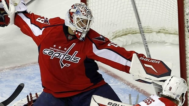 Tomas Vokoun will suit up for his third team in three years, with the Penguins getting a head start on negotiationing with the veteran goalie.