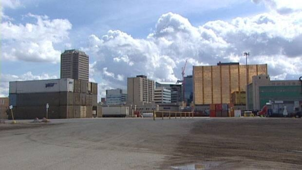 The city of Regina is working on the purchase of some of the CP rail yards.