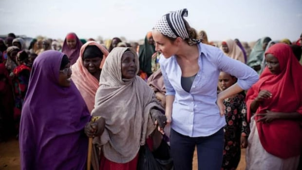 The movie will be based on Amanda Lindhout's memoir A House in the Sky, about her 15-month captivity in Somalia.