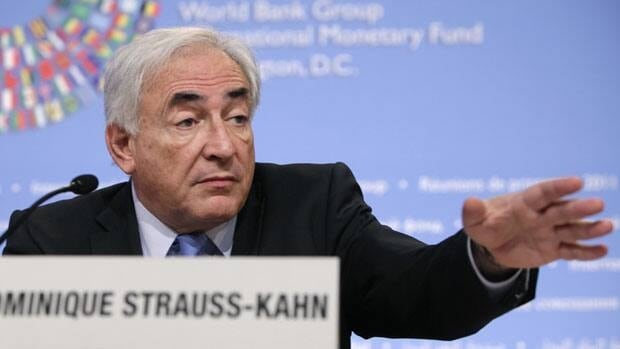 International Monetary Fund managing director Dominique Strauss-Kahn, seen at last month's IMF-World Bank meetings in Washington, has been considered a leading candidate to run for France's presidency next year.