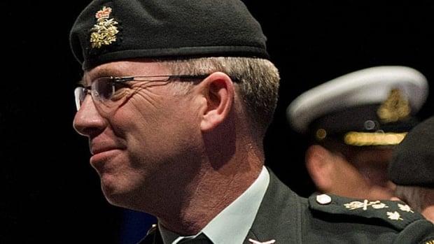 Lt.-Gen. Stuart Beare, commander of Canadian Joint Operations Command, says - hi-beare-03382335