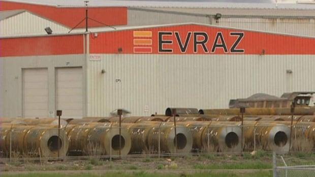 Layoffs at Regina's Evraz steel plant take effect on May 17.