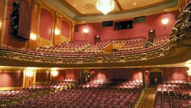 The Imperial Theatre is celebrating its 100th anniversary on Thursday.