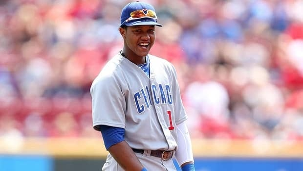 Shortstop Starlin Castro is already a two-time all-star and in just his second full major league season with the Chicago Cubs.