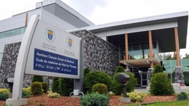 The Northern Ontario School of Medicine is crafting a policy that will govern how much contact doctors have with drug companies.