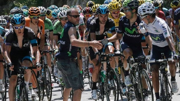 Of the 622 doping tests from the 2013 Tour de France, 203 samples were taken from riders in training and 419 during the three-week race.