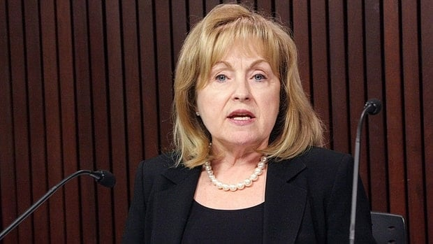 Ontario Community Safety Minister Madeleine Meilleur announced Tuesday that frontline police officers are now able to carry Tasers.