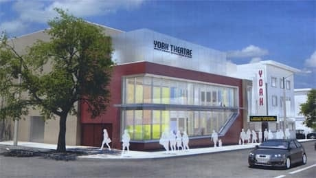 York Theatre strikes $2M sponsorship deal with waste plant