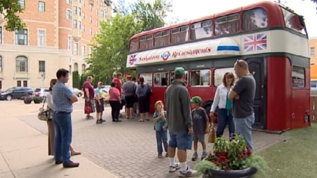 CBC reporter David Shield hit the streets of Saskatoon to find out what people think about the royal birth.