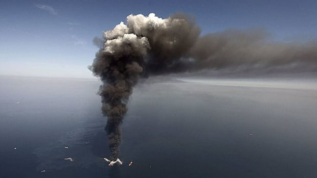 The BP blowout in the Gulf of Mexico in April 2010 caused a lengthy cleanup effort to undo the environmental damage.