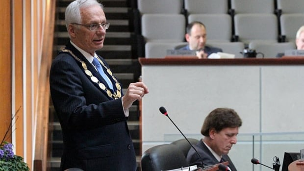 Hamilton Mayor Bob Bratina will not run in October's municipal election. It is rumoured that he will run federally as a Liberal MP against David Christopherson in the Hamilton Centre riding.