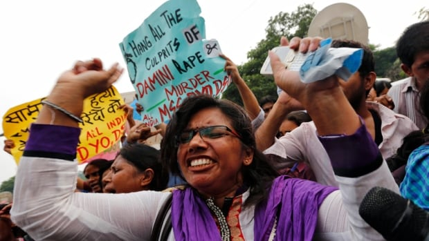 The gang rape and death of a 23-year-old Delhi university student in December led to demonstrations across the country. On Sept. 13, a top court sentenced the four culprits to death.