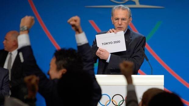 Tokyo Wins 2020 Olympics Cbc Sports Sporting News