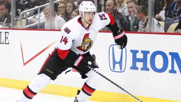 Senators forward Colin Greening won a Calder Cup in 2011 with the American Hockey League's Binghamton Senators.