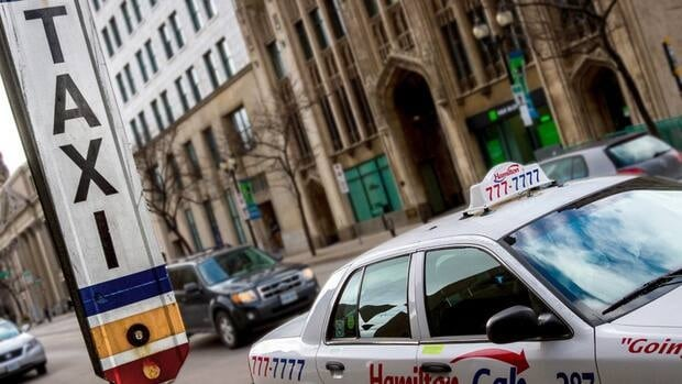 Cabbies often try to ignore racist slurs and comments that are directed at them, says Ejaz Butt, the founding director of the Ontario Taxi Workers' Union.