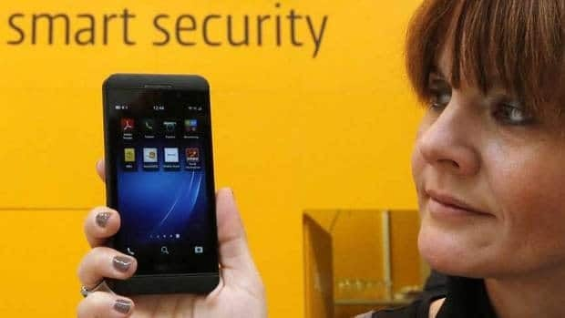 BlackBerry's best asset when courting potential buyers is its network of secure servers that allow businesses to conduct work over a host of devices without having to worry about breaches of security.