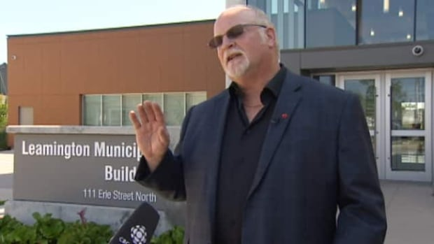 Leamington Mayor John Paterson says migrant workers have been treated with kid gloves for far too long.