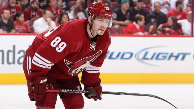 The Phoenix Coyotes and restricted free agent Mikkel Boedker have reached a new two-year agreement just prior to the start of training camp. The winger tallied 26 points last season.
