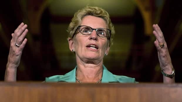 Premier Kathleen Wynne will lead a slightly smaller Liberal caucus when the Ontario legislature resumes on Monday. The government hung on to just two of five seats during a set of summer byelections.