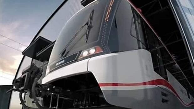 The city says the new C-Train cars will also more reliable, secure and accessible.