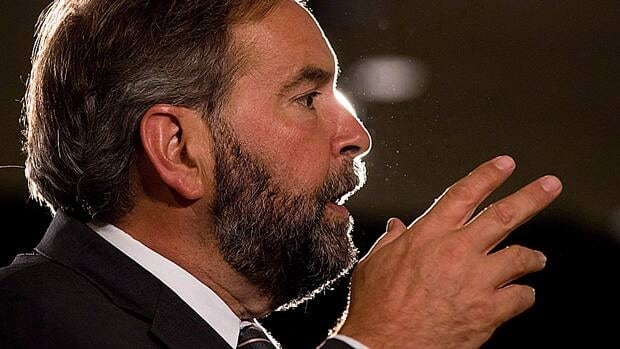 NDP Leader Tom Mulcair is starting to turn his attacks on Liberal Leader Justin Trudeau, whose existence he's barely acknowledged until now. Mulcair meets with his federal caucus this week in Saskatchewan, a province he hopes to win in 2015.