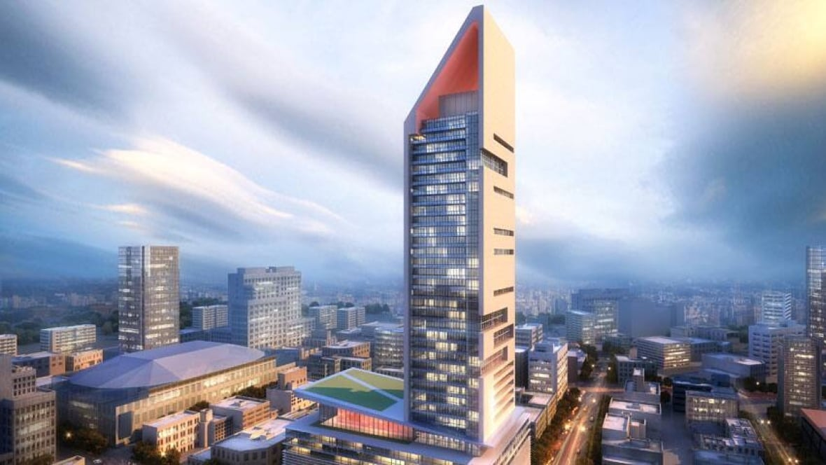 Downtown Winnipeg apartment tower's design unveiled ...