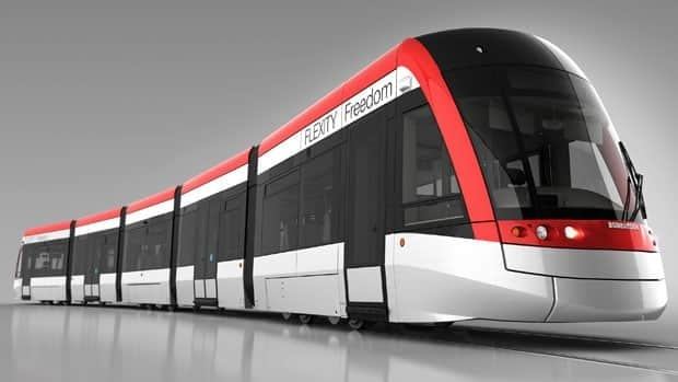 The group Coalition Stop Waterloo LRT claims the $532.1 million LRT project violates the Region of Waterloo's own planning rules and is applying for a legal injunction to halt its construction.